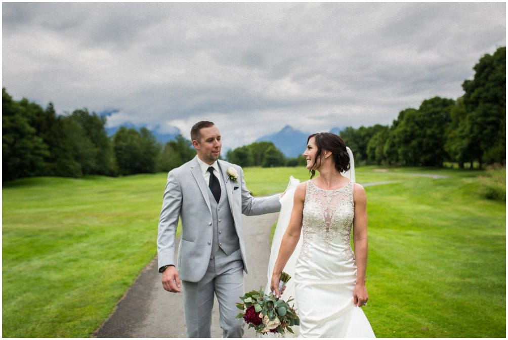 Golden Eagle Golf Club Wedding