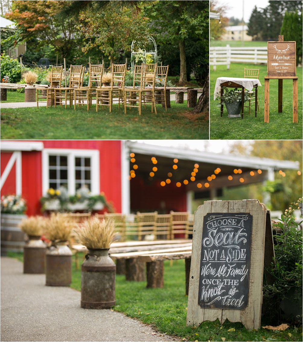 Mt Lehman Meadows Wedding Rhiannon Amp Scott Clint
