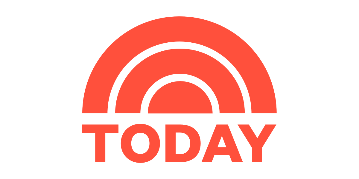 Logo of the television program The Today Show on NBC